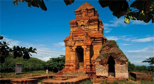 Discover the beauty of Phan Thiet - Poshanu Tower